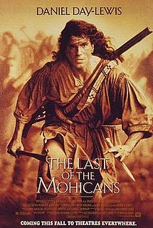 <i>The Last of the Mohicans</i> (1992 film) 1992 film directed by Michael Mann