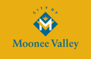 City of Moonee Valley - The original logo