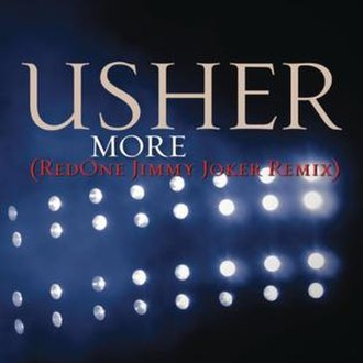 More (Usher song) - Image: More remix cover