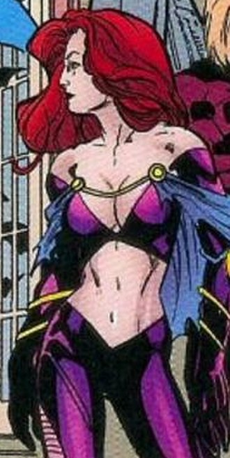 "Madelyne Pryor - Pryor as ""Marvel Woman"" from Mutant X"