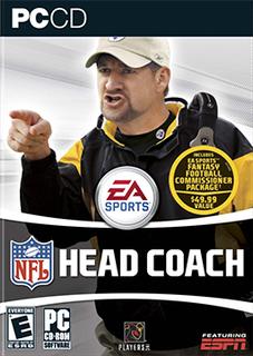 <i>NFL Head Coach</i> 2006 video game