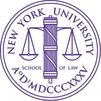 New York University School of Law - Image: NYU School of Law seal