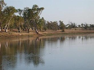 Fitzroy River (Western Australia) - Sandy Billabong, near Yungngora community