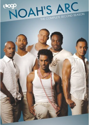 Noah's Arc (TV series) - DVD box cover