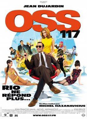 OSS 117: Lost in Rio - Image: OSS 117Rio