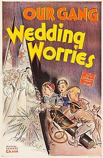 <i>Wedding Worries</i> 1941 film by Edward L. Cahn