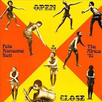Open & Close - Image: Open & Close