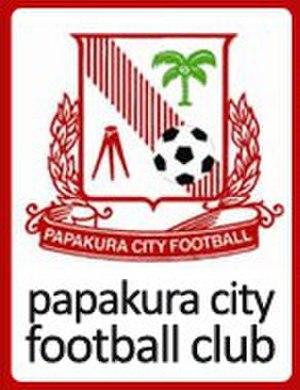 Papakura City FC - Image: Papakura City FC