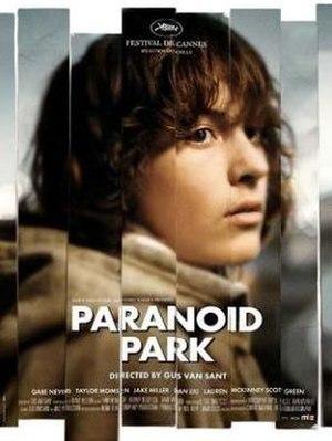 Paranoid Park (film) - Image: Paranoid parkmp