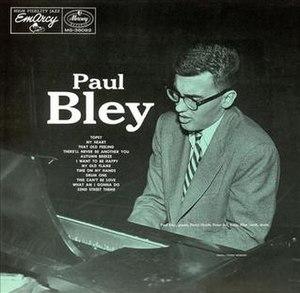 Paul Bley (album) - Image: Paul Bley (album)