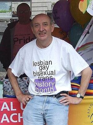 Paul Patrick - Paul Patrick at Pride London - 30 June 2007