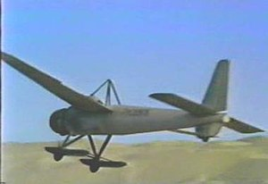 Tallmantz Phoenix P-1 - Tallmantz Phoenix P-1 as seen in the film