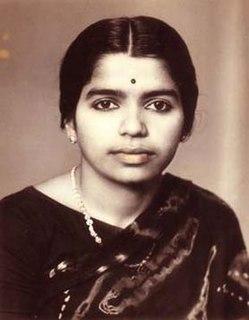T. K. Padmini Indian painter