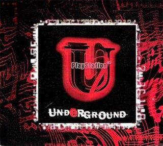 <i>PlayStation Underground</i>