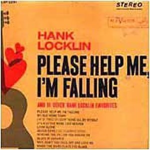 Please Help Me, I'm Falling (album) - Image: Pleasehelpmeimfallin g