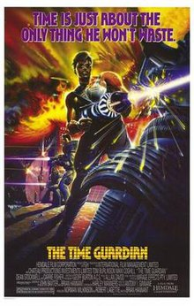"Poster for the film ""The Time Guardian"" (1987).jpg"