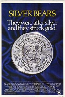 Poster of the movie Silver Bears.jpg