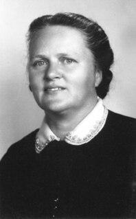 Rachel Saint American linguist