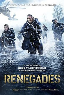 Renegades (2017 film) - Wikipedia