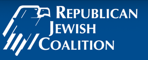 Republican Jewish Coalition - Image: Republican Jewish Coalition Logo