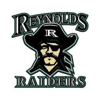 Reynolds High School (Troutdale, Oregon) - Image: Reynolds Raiders