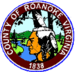 Seal of Roanoke County, Virginia