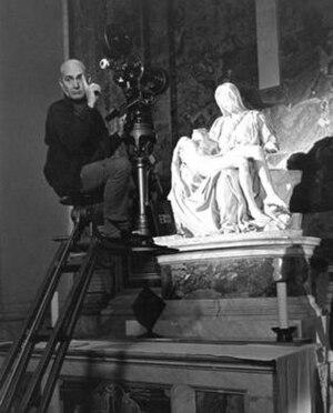 Robert Snyder (filmmaker) - Image: Robert Snyder and Pieta