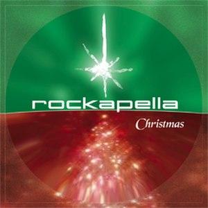Christmas (Rockapella album) - Image: Rockapella Christmas big