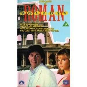 Roman Holiday (1987 film) - VHS cover
