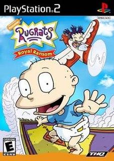 <i>Rugrats: Royal Ransom</i> 2002 video game