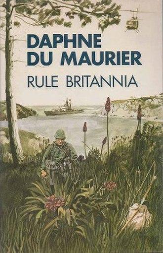 Rule Britannia (novel) - First edition