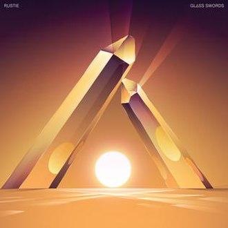 Glass Swords - Image: Rustie glass swords album cover