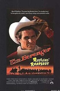 <i>Rustlers Rhapsody</i> 1985 film by Hugh Wilson