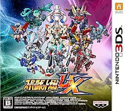 super robot wars ux wikipedia