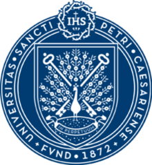 Saint Peter's University Seal.png