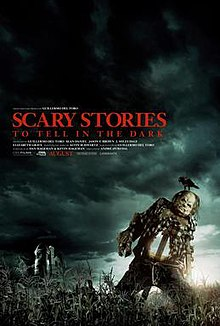 Scary Stories to Tell in the Dark (film) - Wikipedia