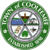 Official seal of Cooleemee, North Carolina