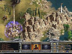 Age of Wonders: Shadow Magic - Age of Wonders: Shadow Magic screenshot