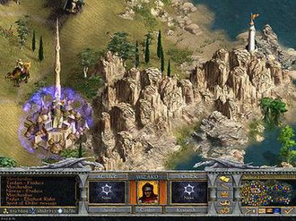 Age of Wonders: Shadow Magic - Age of Wonders: Shadow Magic screenshot