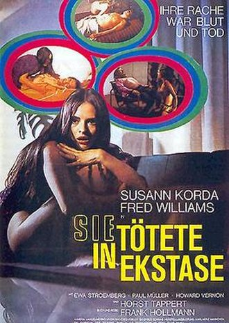 She Killed in Ecstasy - Image: She killed in ecstacy poster