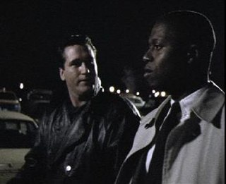 A Shot in the Dark (<i>Homicide: Life on the Street</i>) 4th episode of the first season of Homicide: Life on the Street