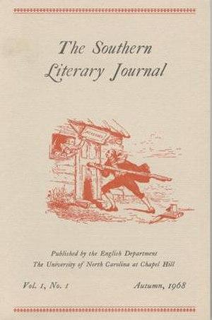 Southern Literary Journal