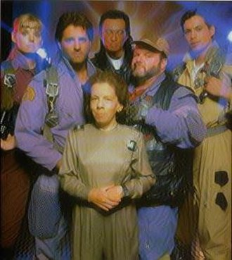 Space Rangers (TV series) - Space Rangers cast