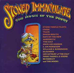 Stoned Immaculate: The Music of The Doors - Image: Stoned Immaculate T Mot D