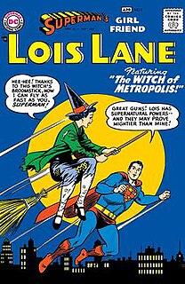 <i>Supermans Girl Friend, Lois Lane</i>