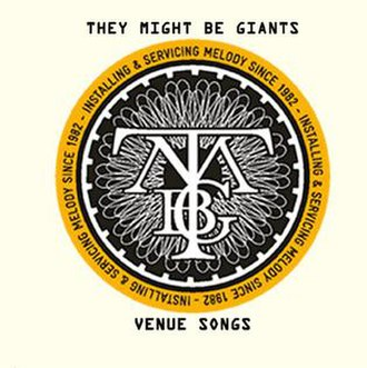 Venue Songs - Image: TMBG Venue Songs