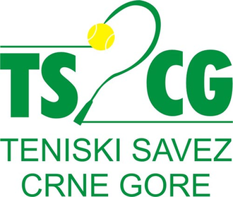 Montenegro Tennis Association - Logo