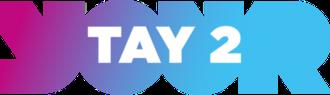 Radio Tay - Image: Tay 2 logo 2015