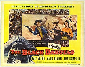 The Black Dakotas - Film poster