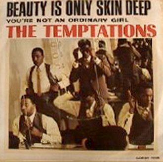 Beauty Is Only Skin Deep - Image: Tempts beauty is only 1966